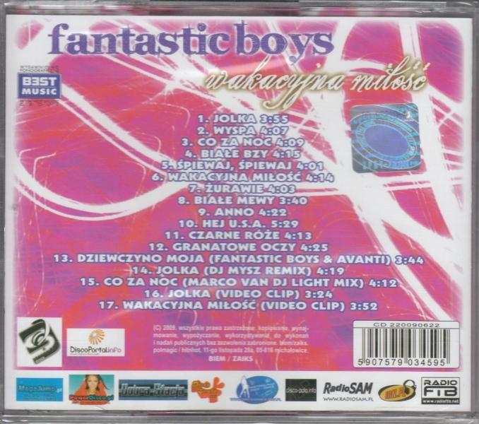 Fantastic Boys