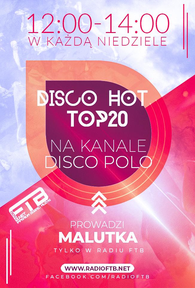 Disco Hot Top 20