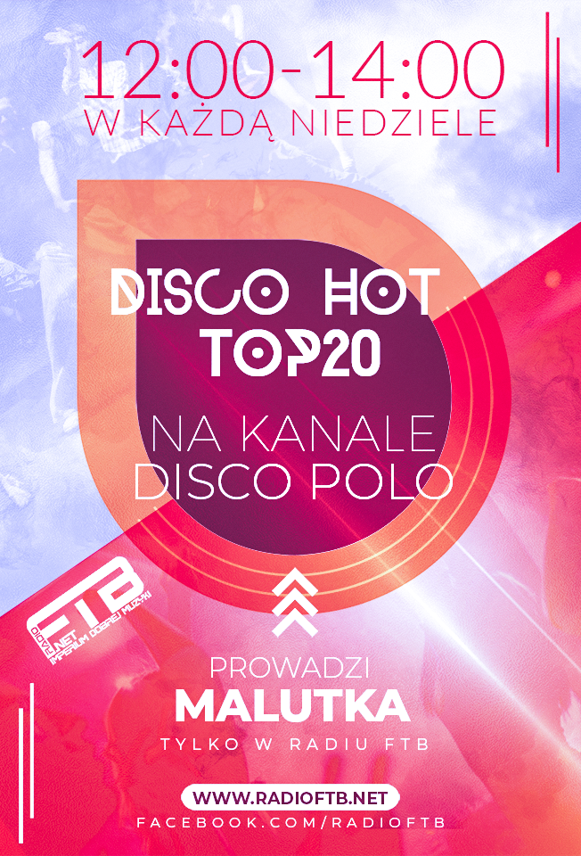 Disco Hot Top 20