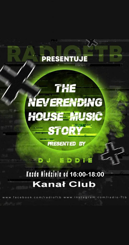 THE NEVERENDIG HOUSE MUSIC STORY