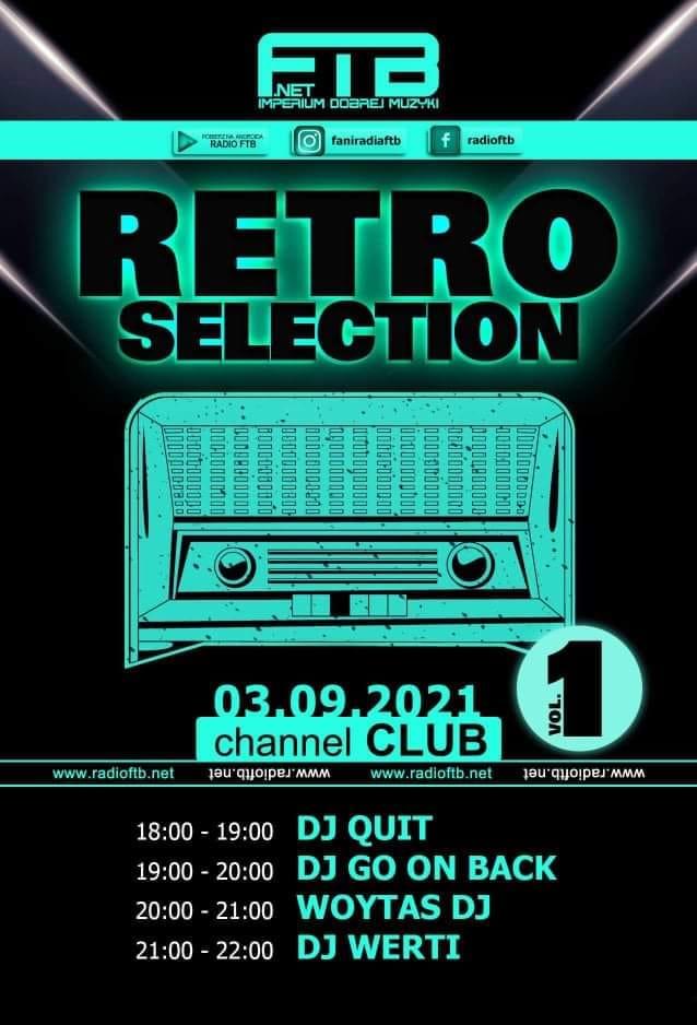Retro Selection – pierwsza edycja